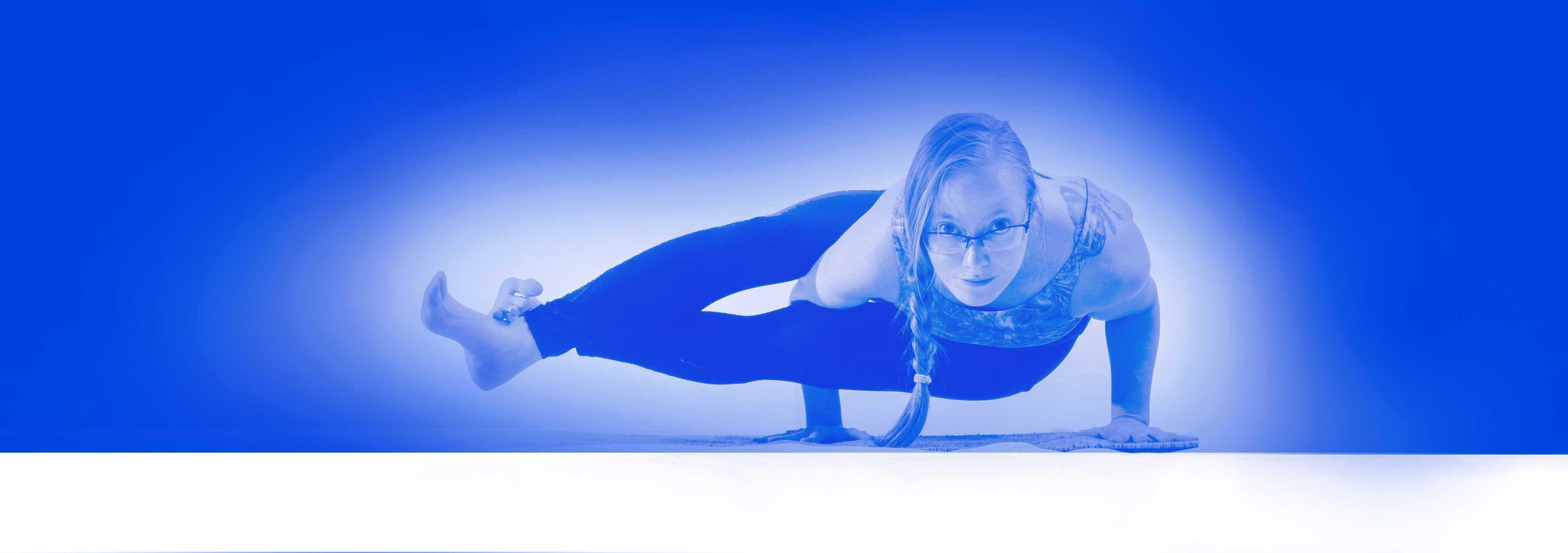 Onlin Yoga via Zoom