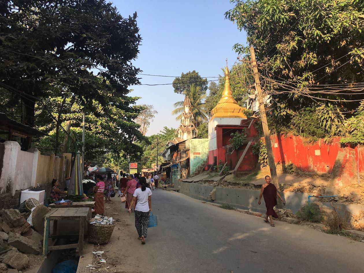 Education in Post-Coup Myanmar