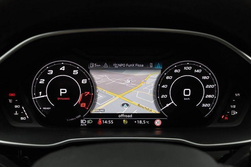"Audi RSQ3 Sportback 2.5 TFSI 400pk Quattro Panoramadak BlackOptic B&O ValconaLeder+Memory Matrix Navi/MMI DriveSelect Keyless Trekhaak Camera 21"" Pdc afbeelding 23"