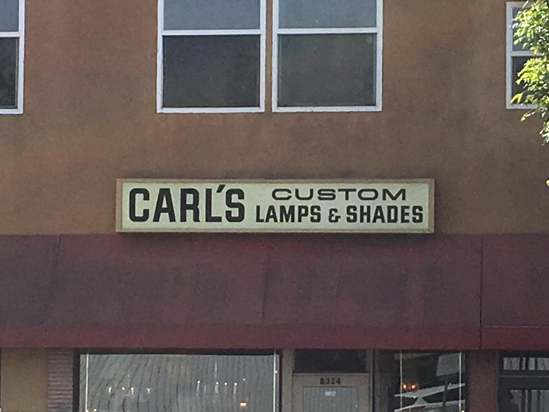 Carl's Custom Lamps & Shades