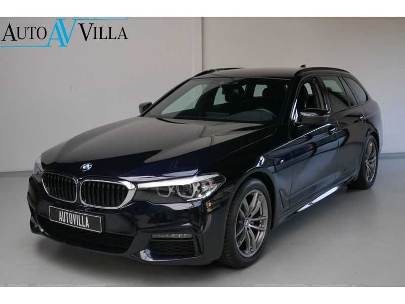 BMW 5 Serie Touring 520d High Executive M-pakket afbeelding 1