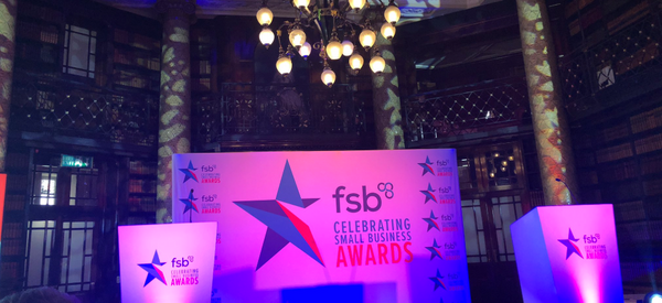 Pete Reis-Campbell Wins Young Entrepreneur of the Year at FSB Awards