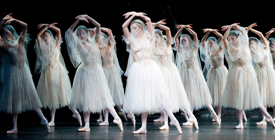 Giselle by the Royal Ballet