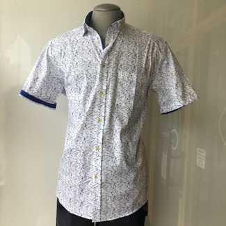 Modango Blake Sailor ss Woven Shirt