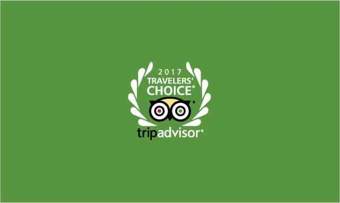 2017 Travellers' Choice Awards for Hotels