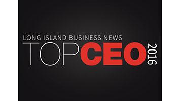 Long Island Business News Top CEO Logo