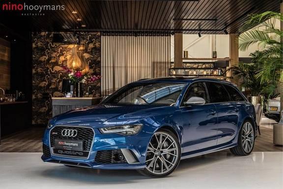 Audi RS6 Avant 4.0 TFSI quattro Perfomance   Panorama   Carbon   Ceramic   BOSE   Dynamiek