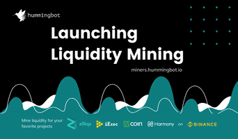🌊⛏ Liquidity Mining Launch!