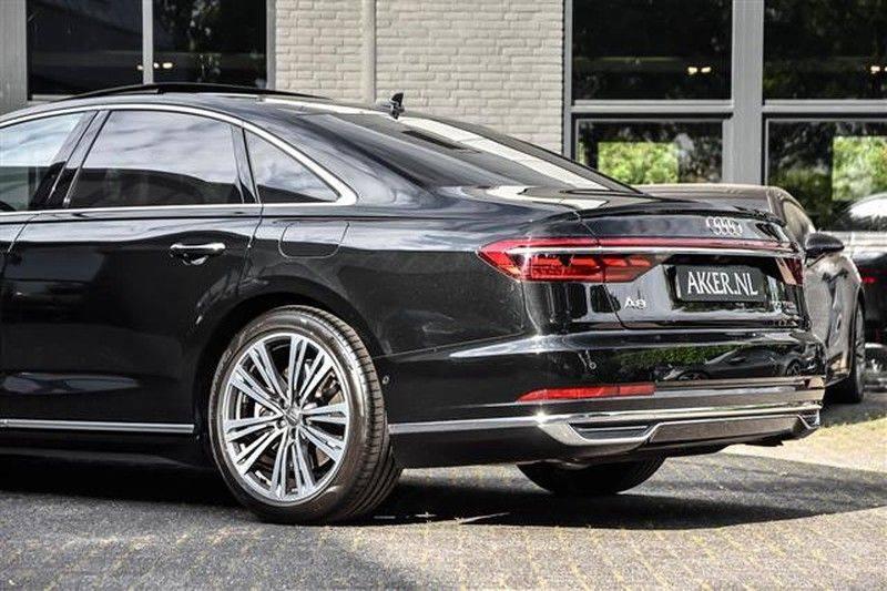 Audi A8 60 TFSI E HYBRID MASSAGE+4WSTURING+360CAMERA afbeelding 17