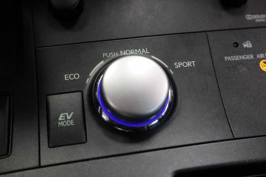 Lexus CT 200h Business Line Navigatie ClimateControl afbeelding 17