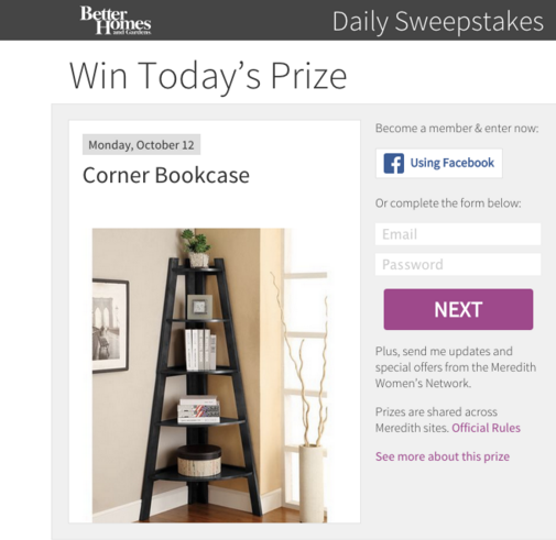 How to Grow Your Email List with Mini-Contests | KickoffLabs