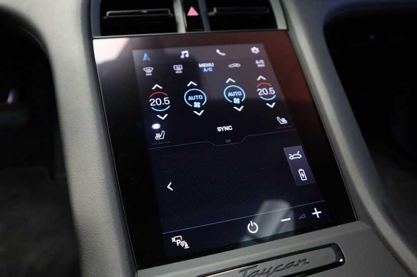 Porsche Taycan 4S Performance 571pk!   Prijs ex.btw 102.950,-   Full-Led Sport-Chrono Panoramadak Warmtepomp *tot 24 maanden garantie (*vraag naar de voorwaarden) afbeelding 33