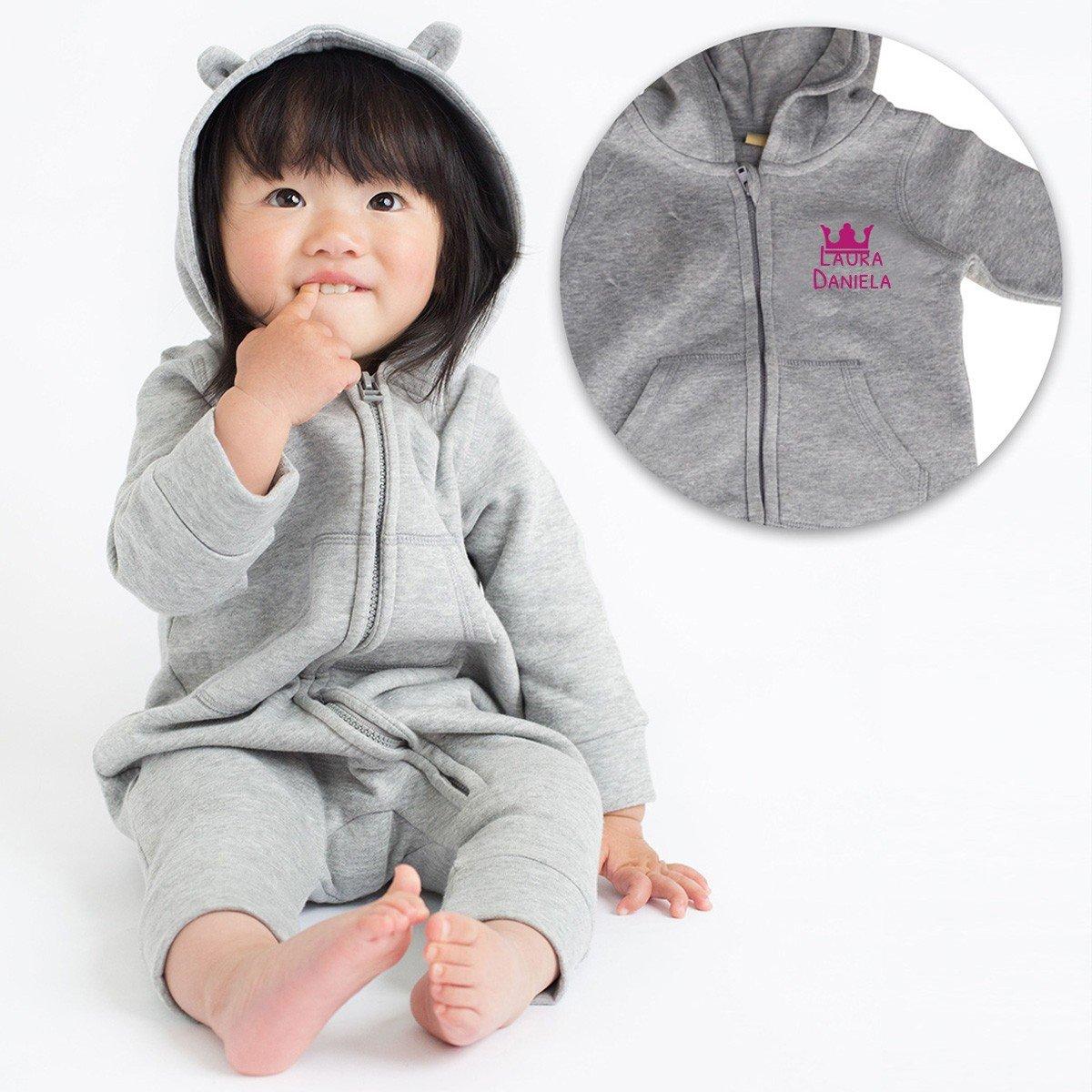 cosa regalare ad un neonato - tutina personalizzabile
