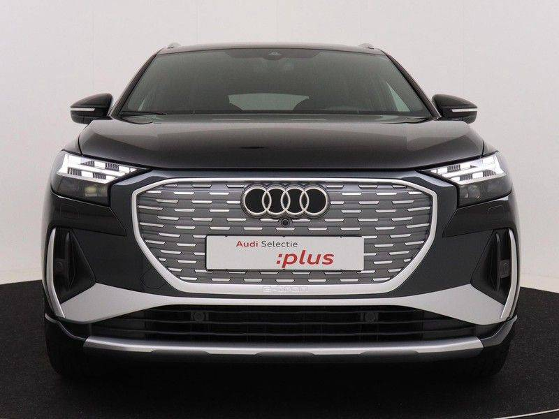 Audi Q4 40 e-tron Launch edition S Competition | Panoramadak | Lederen bekleding | Sonos | Head-up display afbeelding 10