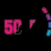 Project F Program 50/50 Logo