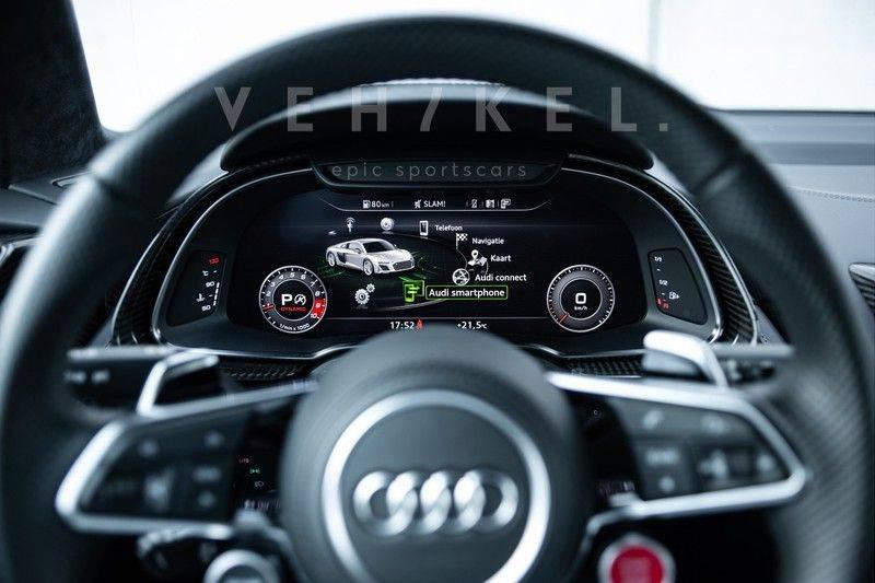 Audi R8 5.2 performance quattro // Ara Blue afbeelding 11