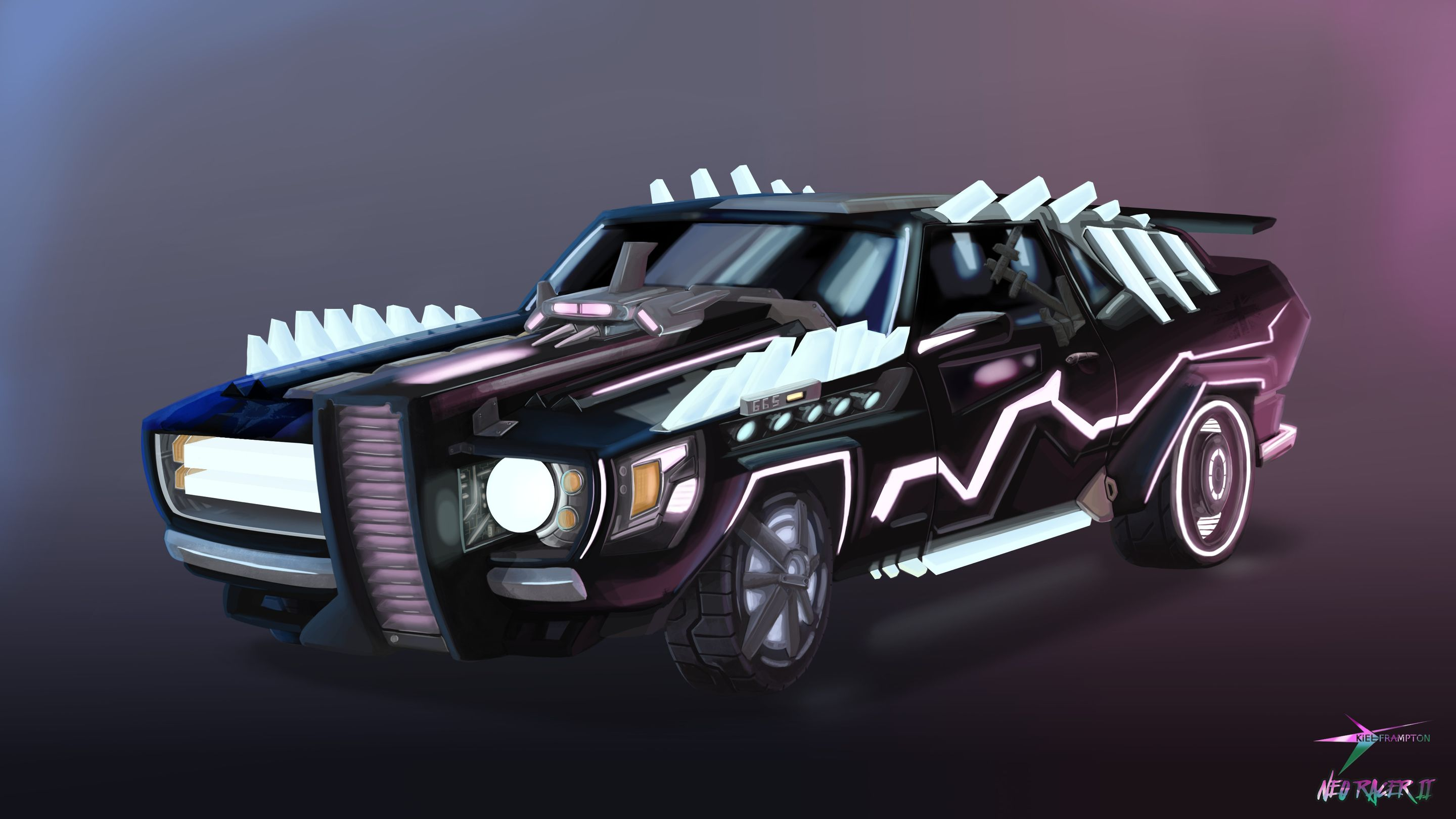 Neo Racer Vehicle