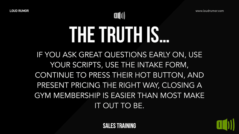 7 Ways To Drastically Increase Sales - Blog Images - the truth