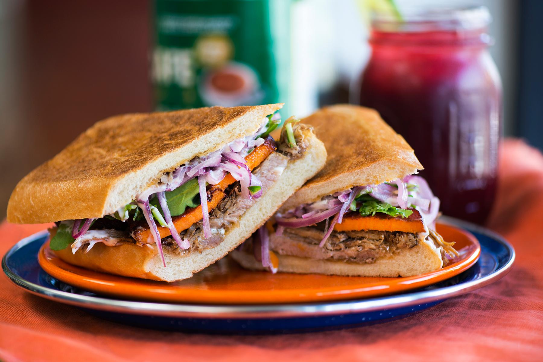Sanguches/Sandwiches