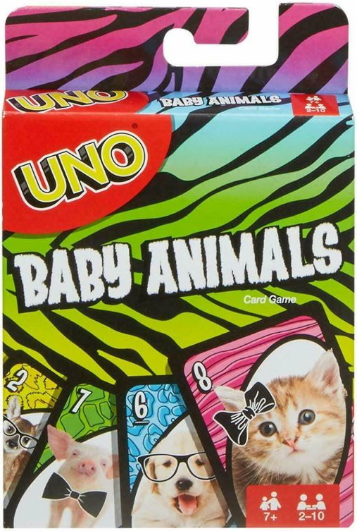 Baby Animals Uno