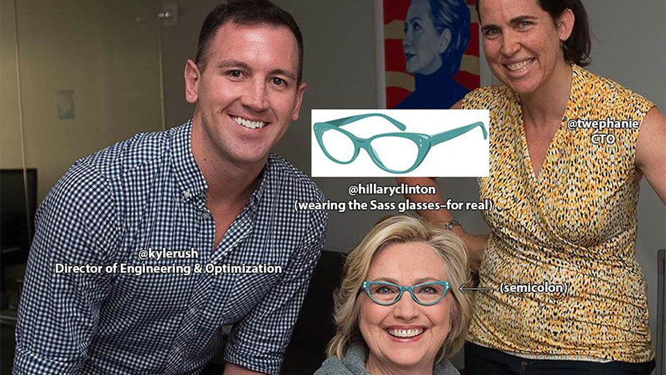 Sassy Hillary