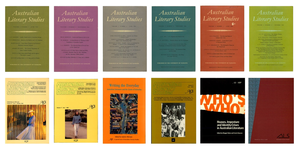 Vintage covers of ALS