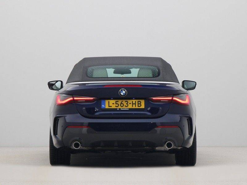 BMW 4 Serie Cabrio 420i High Executive M-Sport Automaat afbeelding 15