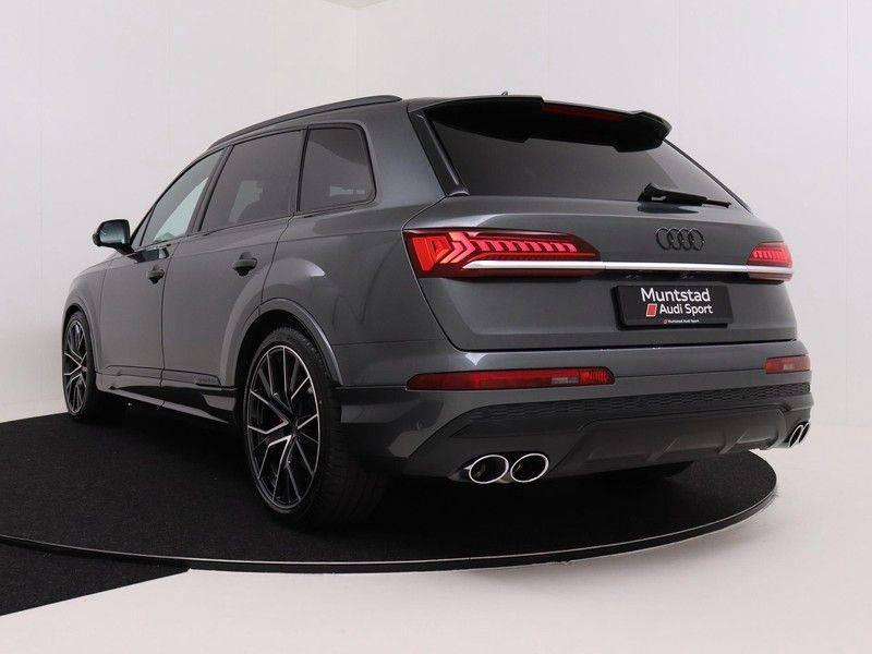 Audi Q7 4.0 TFSI SQ7 quattro 7p 507PK | S-Line | Pano.Dak | 360 Camera | B&O Sound | Keyless-Entry | S-Sportstoelen | Assistentie Tour-City-Parking | 7 Persoons afbeelding 7