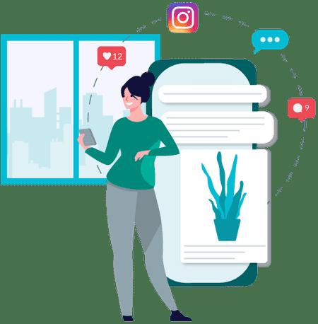 81% de las personas usa Instagram para buscar productos o servicios