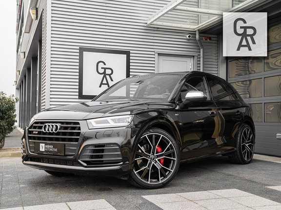 Audi SQ5 Panorama dak B&O Sportstoelen 3.0 TFSI SQ5 quattro Pro Line Plus