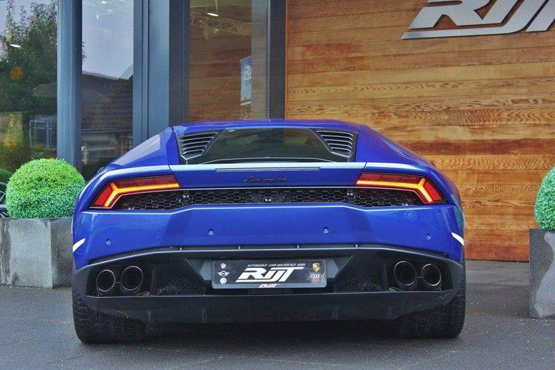 Lamborghini Huracan 5.2 V10 LP610-4 **Keramisch/Forged Carbon/Lift/Alcantara** afbeelding 11