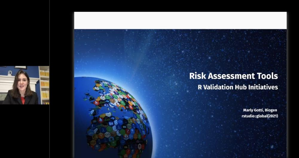 Risk Assessment Tools: R Validation Hub Initiatives