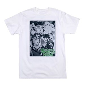 The Rising of the Shield Hero White T-shirt