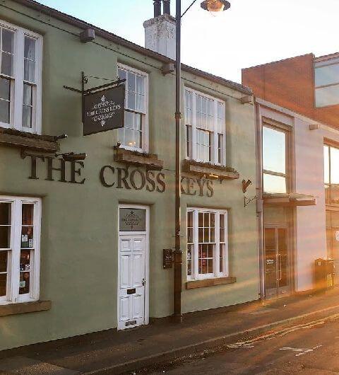 The Cross Keys Pub Leeds