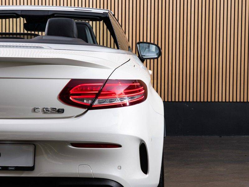 Mercedes-Benz C-Klasse C63 S AMG Cabrio AMG RIDE CONTROL, NIGHTPACK, afbeelding 8