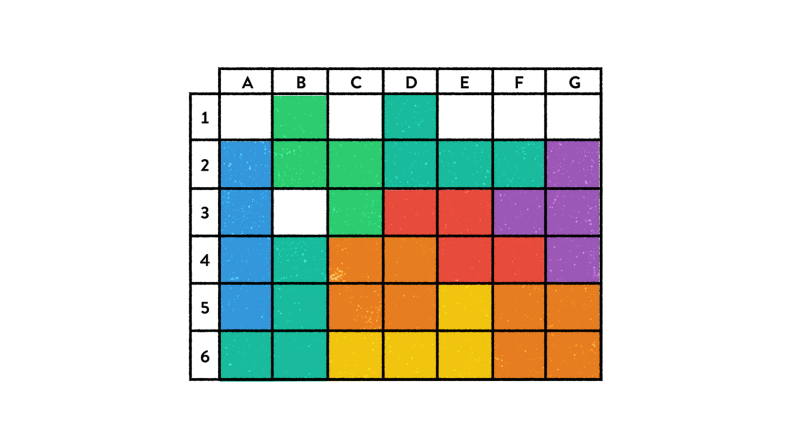 Table tetris