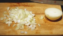 how to chop an onion, step 6
