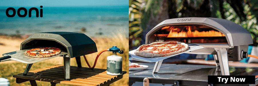 Ooni Pizza Oven Koda Review