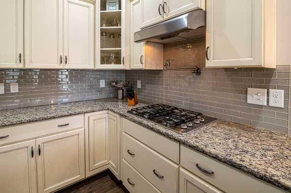gebroken wit keuken