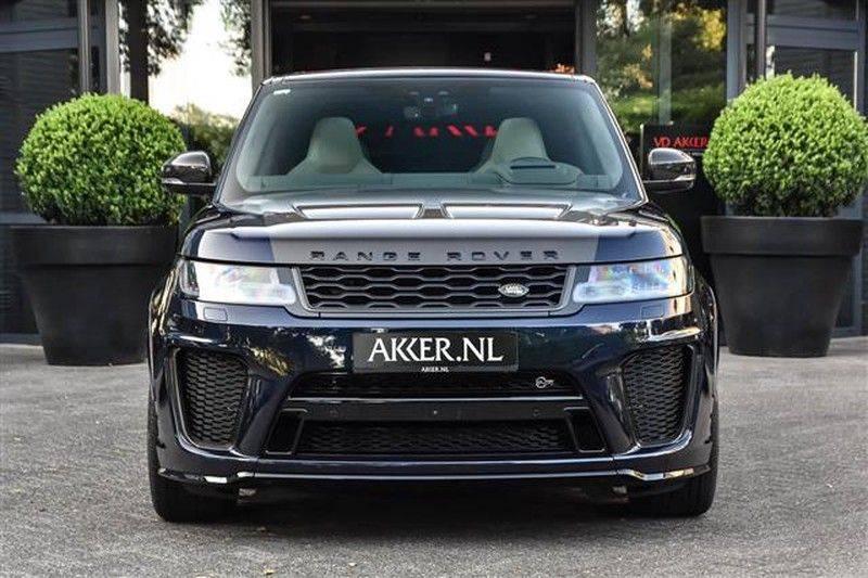 Land Rover Range Rover Sport 5.0 SVR CARBON+HEADUP+ACC+TR.HAAK NP.265K afbeelding 11
