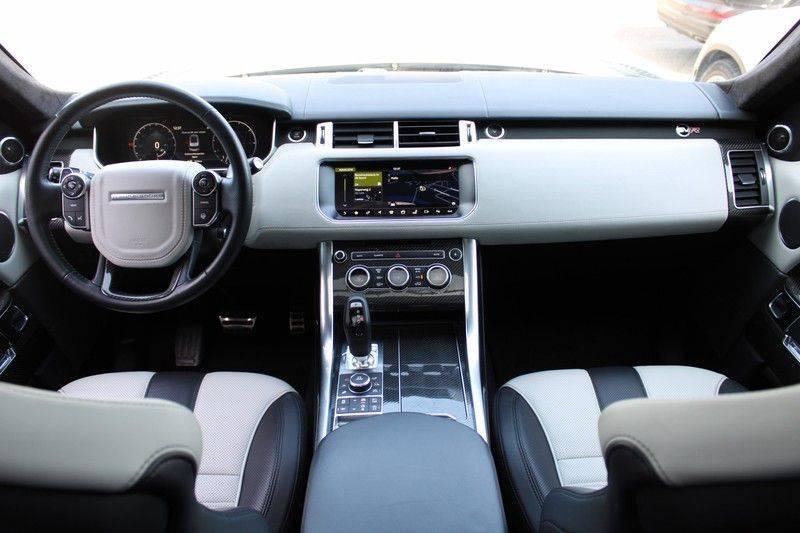 "Land Rover Range Rover Sport 5.0 V8 SVR Pano, 23"", Schaalstoelen, Carbon, afbeelding 8"