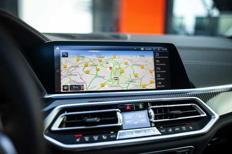 "BMW X6 xDrive40i High Executive *Pano / Laser / HUD / H&K / Leder Indiv. / 22"" / Topview* afbeelding 14"