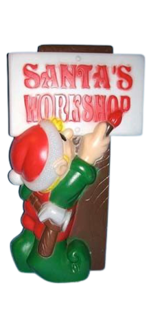 Workshop Elf photo