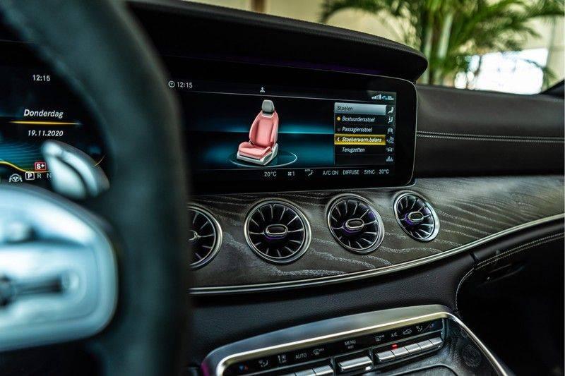 Mercedes-Benz AMG GT 4-Door Coupe 43   Burmester   Panorama   Schakelbare uitlaat   Apple Carplay afbeelding 18