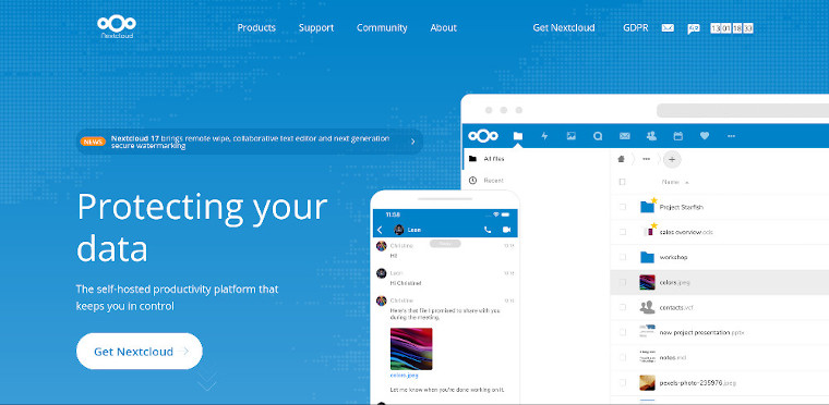 How to replace Google Drive, Calendar, Contacts, Tasks, Keep and more with Nextcloud, Traefik 2 and Docker.