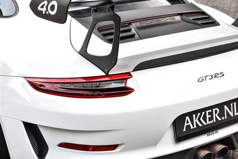 Porsche 911 GT3 RS PCCB+SPORTCHRONO+AKRAPOVIC+CAMERA afbeelding 25
