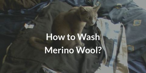 How to Wash Merino Wool