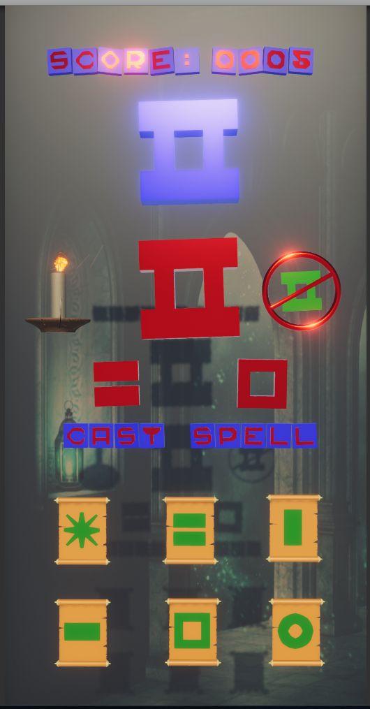 Magic Forge Screenshot