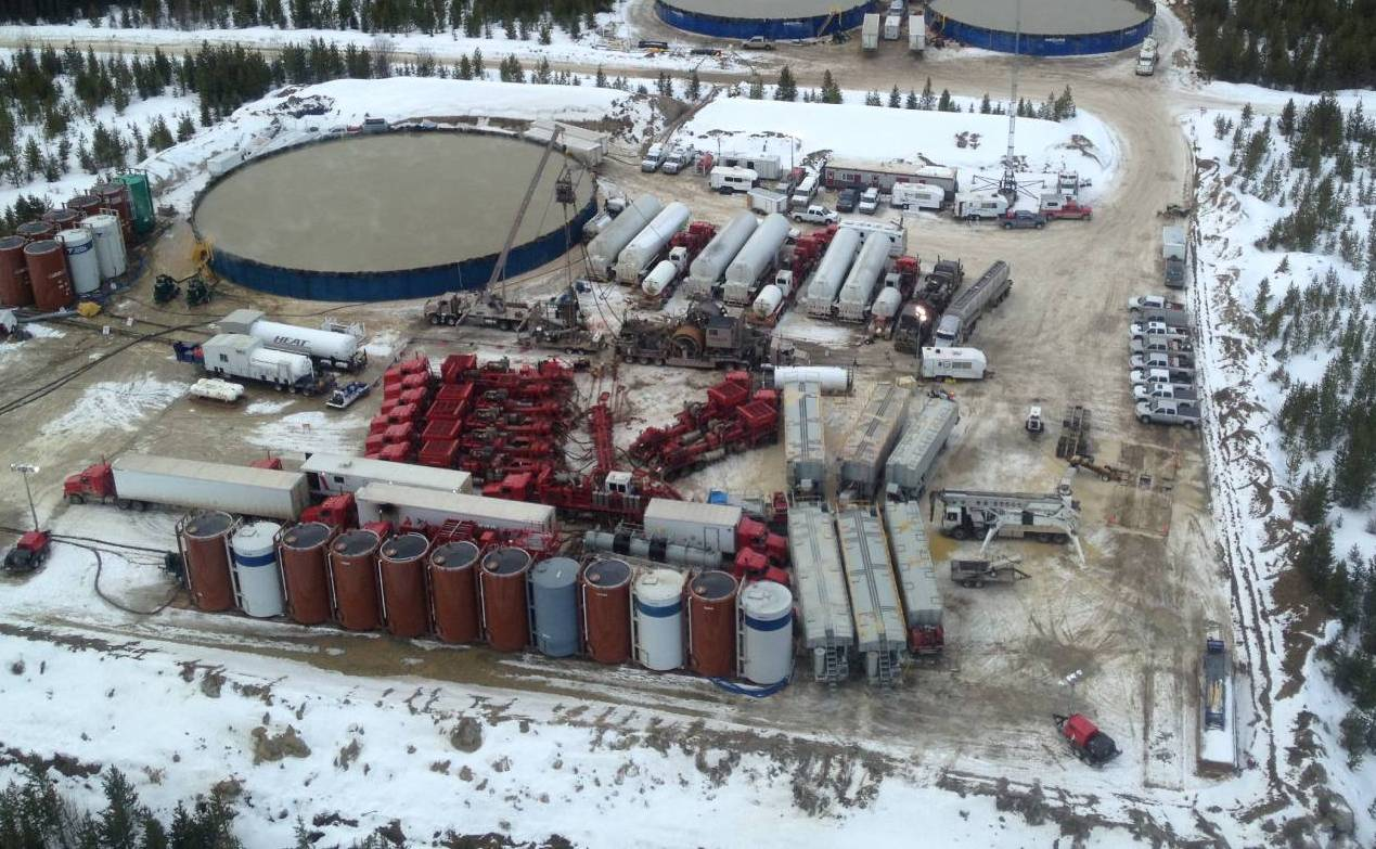 tank farm ring ins and outs