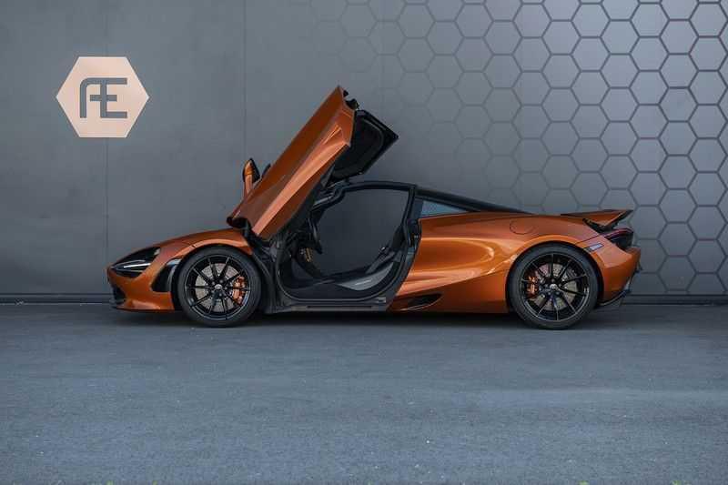 McLaren 720S 4.0 V8 Performance BTW + CF INTERIOR + LIFTING + SOFT CLOSE afbeelding 25